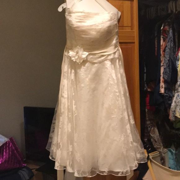 David's Bridal Dresses & Skirts - David's Bridal - Wedding dress